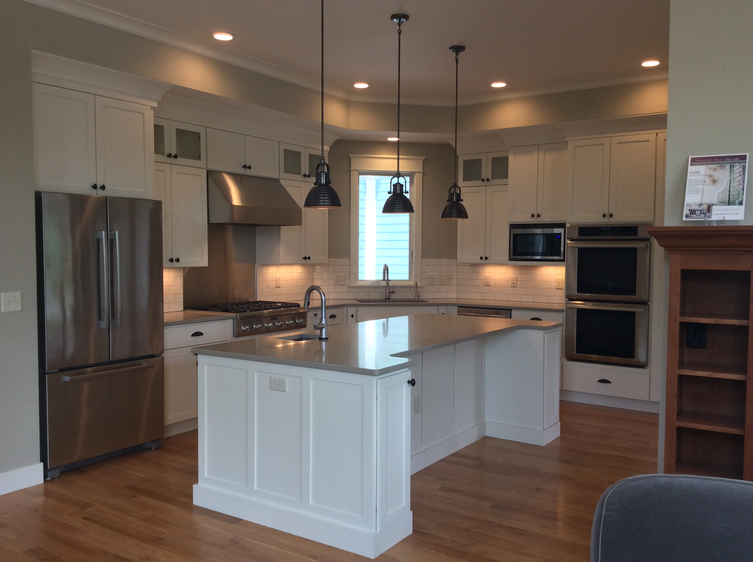 Total cost to remocel kitchen 2015 genuine home design Kitchen design brookfield ct