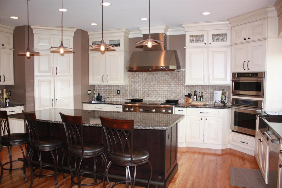 Iowa City Kitchen Remodel 2013 Cabinet Style